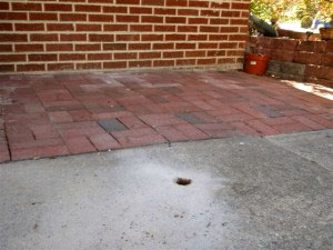 Driveway house - After