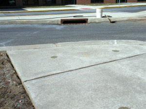 Sidewalk school - After